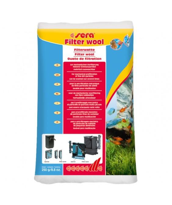 Sera Filter Wool 250gr