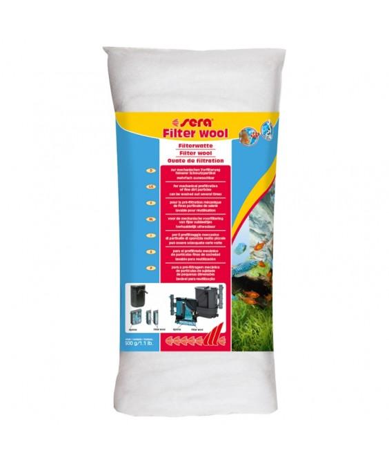 Sera Filter Wool 500gr